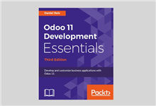 Odoo 11 Development Essentials(3rd) epub & PDF下载